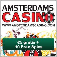 Amsterdam casino 10 euro free